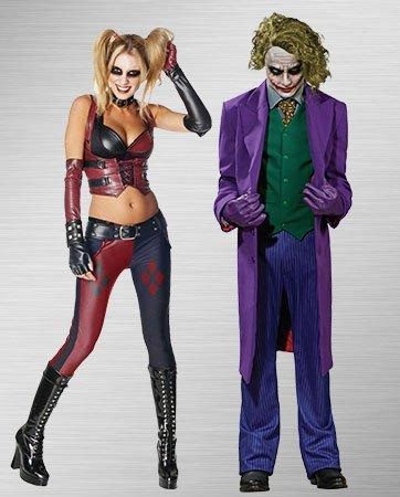 Harley Quinn + the Joker  sc 1 st  One Love Foundation & 6 Costumes that Perpetuate Unhealthy Relationship Behaviors